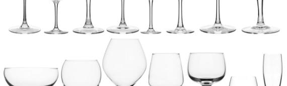 Scegli il Bicchiere Giusto per ogni Vino