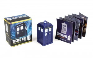 Light-Up Tardis Kit