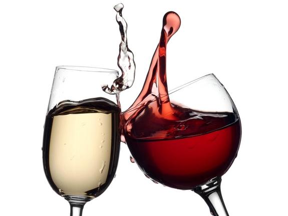 vino bianco e rosato