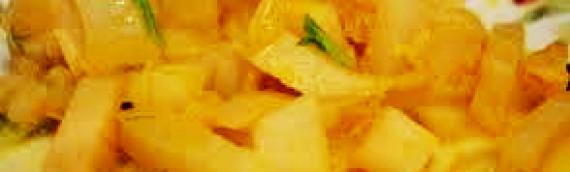 Finocchi alla arancia