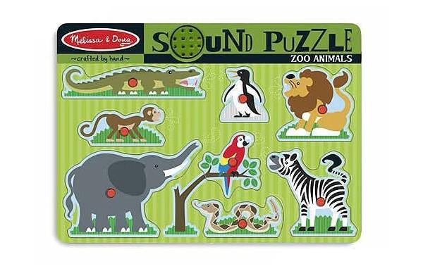 Puzzle Sonoro