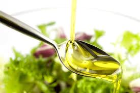 insalata olio