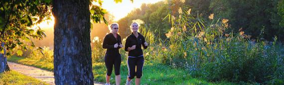 Jogging soft: allenamenti per quattro settimane