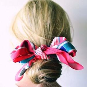 Con foulard