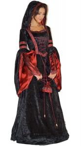 dama medioevale