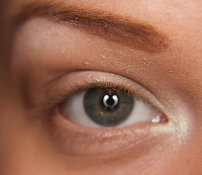 Maschere per la pelle combinata da argilla azzurra per la persona