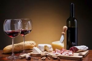 vino formaggi