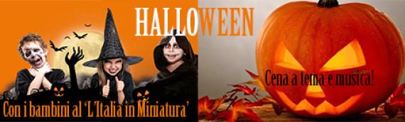Festeggia Halloween con chi vuoi