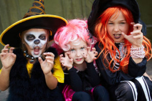 maschere di halloween per bambini